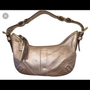 Coach Small Hobo Purse.
